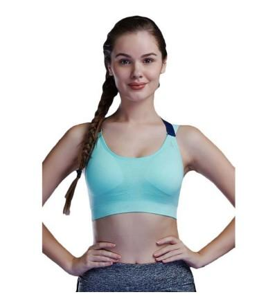 RRAVE Womens Seamless Wirefree Removable