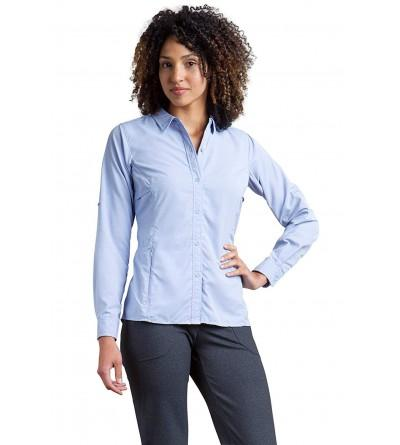 ExOfficio Womens Viento Sleeve Shirt