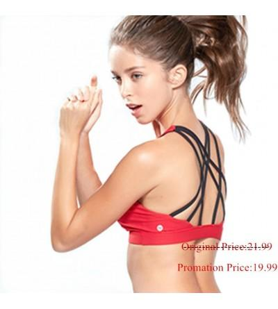 Chicozy Padded Strappy Activewear Workout