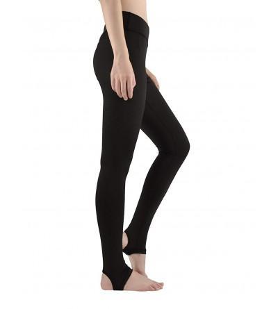 Exrebon Leggings Exercise Fitness See Through