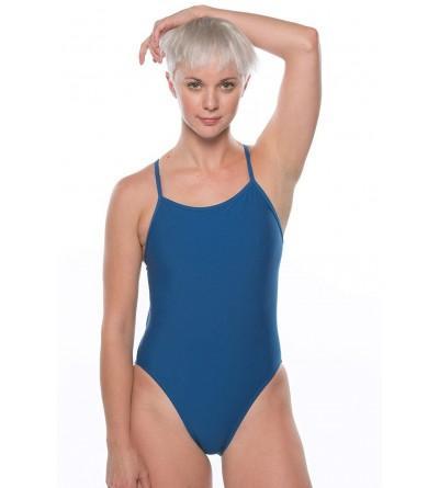 JOLYN Fixed Back Brandon One Piece Swimsuit