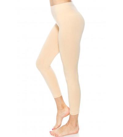 Seamless Stretchy Control Compression Leggings