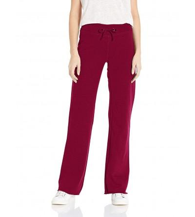 Soffe Womens Rugby Fleece Pant
