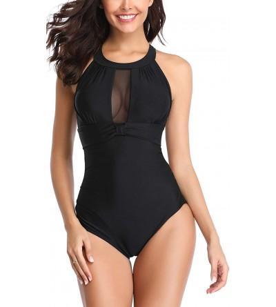 Eomenie Swimsuits Swimwear Flattering Monokini