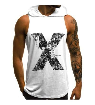 SIMANLI Workout Sleeveless Bodybuilding Athletic