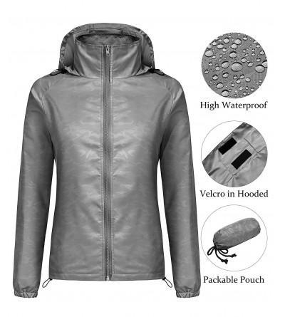 URRU Lightweight Raincoat Waterproof Packable