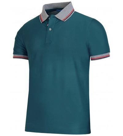 BCPOLO Athletic Sleeve Collar Melange