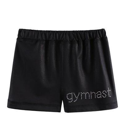 BAOHULU Gymnastics Metallic Athletic Dancewear 4 12Y