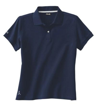 Ping Piques Womens Eagle Sleeve