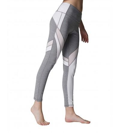 MORSTANE Workout Leggings Breathable Stretchy