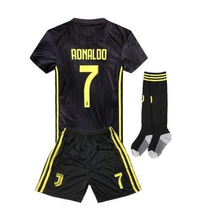 Ronaldo Juventus Soccer Jersey 2018 2019