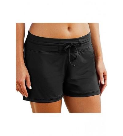 Micosuza Womens Swimming Shorts Swimwear