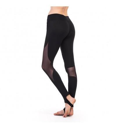 IBOWO Womens Workout Leggings See Through