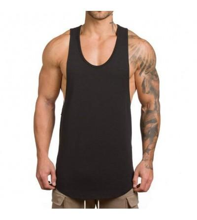 Magiftbox Stringer Bodybuilding T Shirts T01