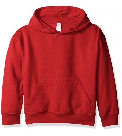 Clementine Apparel Hooded Pullover Sweatshirt