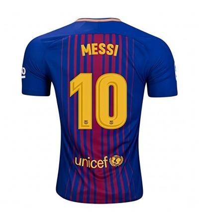 Qunist Barcelona 2017 2018 Season Jersey