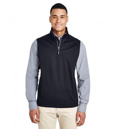 Ashe City Acty ce709 three layer Tech Shell Quarter Zip