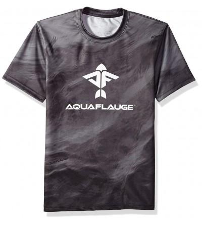 AquaFlauge Youth Short Sleeve Storm