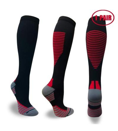 Compression Stockings Running Athletic Diabetic