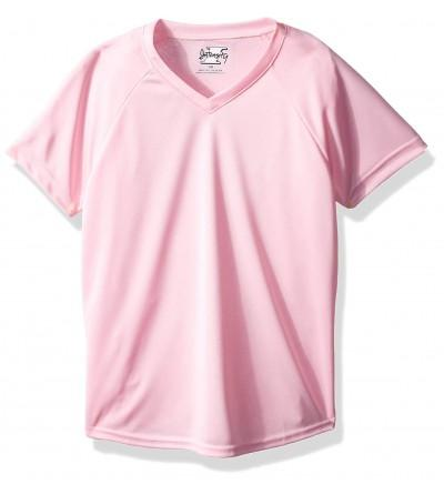 Intensity Girls V Neck Performance Shirt