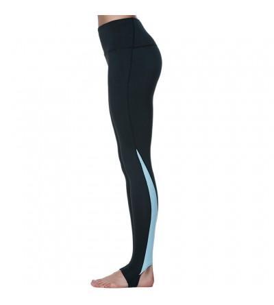 Willarde Stirrup Workout Compression Leggings