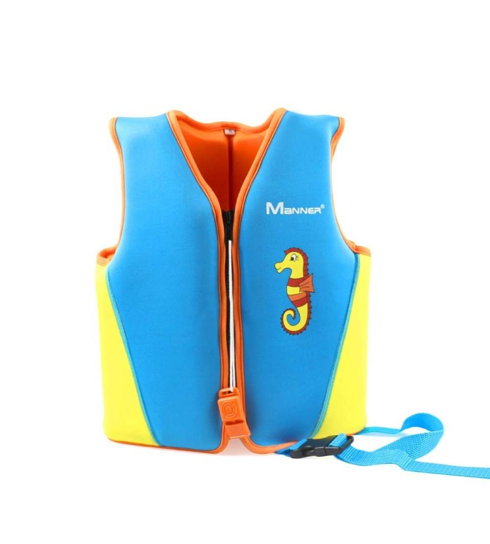 Kids Swim Vest Float Swimsuit