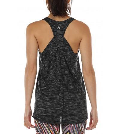 icyzone Workout Tank Shirts Women