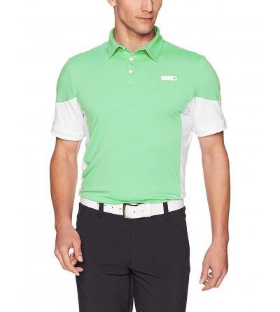 REDVANLY Mens Estee Polo Shirt