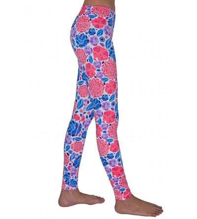 Full Length Yoga Chandra Active Wear