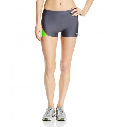 Intensity N8007W P Womens Slide Shorts