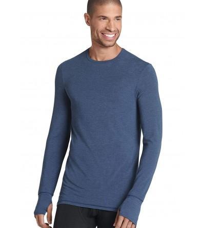 Jockey Mens T Shirts Thermocore Sleeve