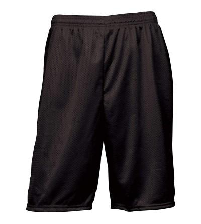 Adult Mesh Short Black Small