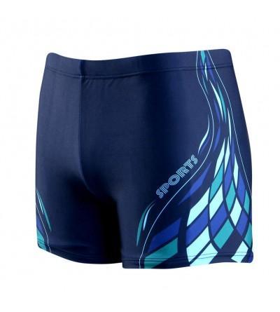 AIEOE Square Briefs Splice Swimsuit