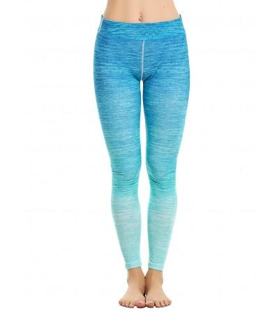 Zeagoo Leggings Printed Workout Stretchy