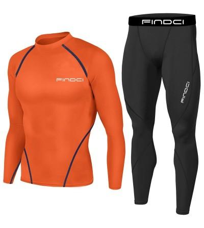 1Bests Running Compression Skin Tight Tracksuit