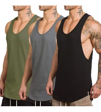 ZOXO Workout Bodybuilding Stringer Sleeveless