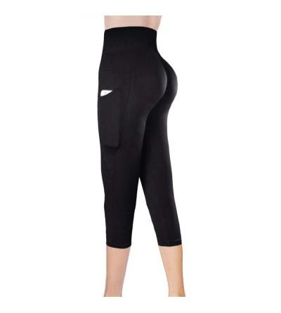 CableMax Pockets Leggings Compression Shapewear