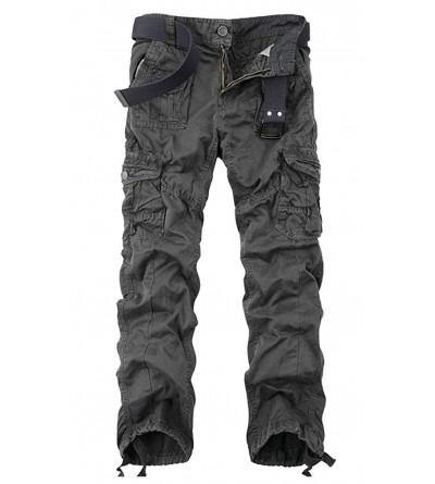 MorryOddy Multi Pockets Cargo Pants