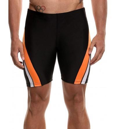 Hotouch Compression Swimwear Splice Swimsuit
