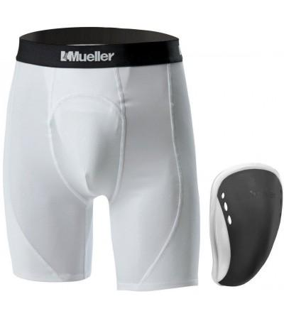 Mueller Adult Shield Support Shorts