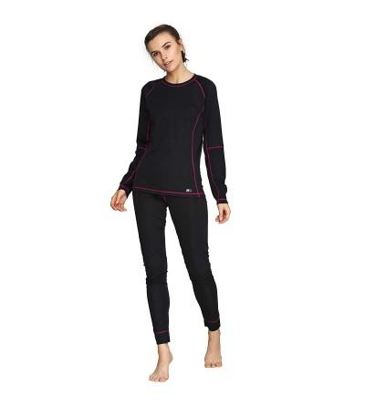 Womens Thermal Underwear Fitness Workout