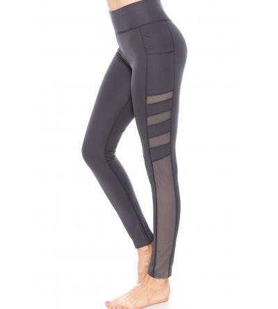 KAYLYN KAYDEN Womens Workout Leggings