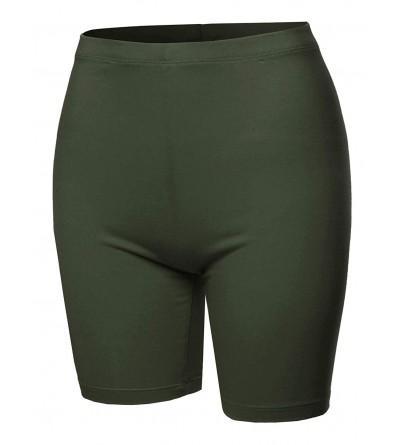 A2Y Womens Cotton Bermuda Shorts