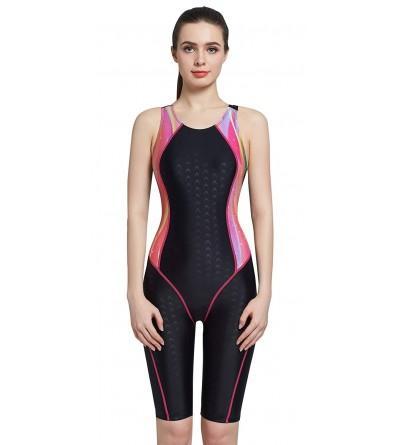 FEOYA Athletic Bathing Swimsuit Swimwear
