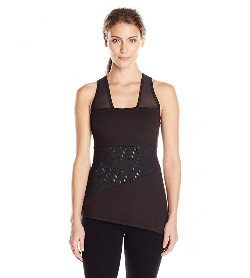 Soybu Womens Stacked Tank Top