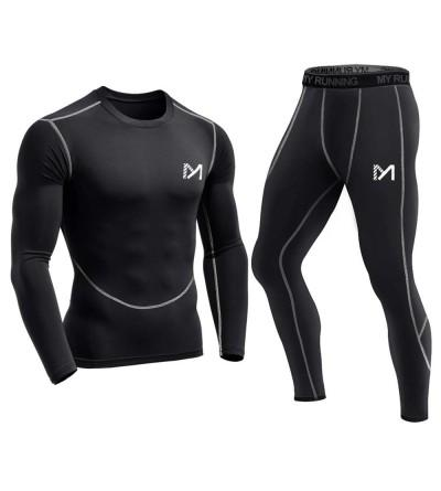Sleeve Compression Fitness Running Underwear