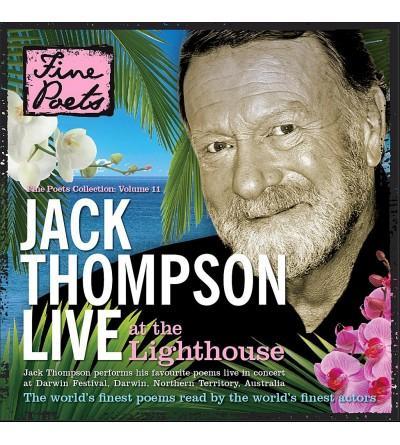 Jack Thompson Live at Lighthouse
