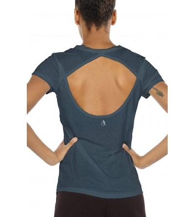 icyzone Activewear Fitness Workout T Shirts