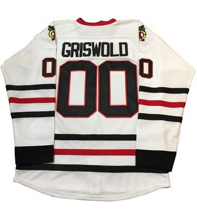 Griswold Hockey Jersey Christmas Vacation