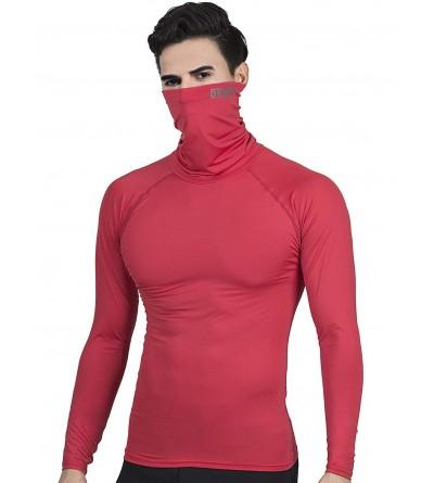 DRSKIN Turtleneck Compression Wintergear Microfiber